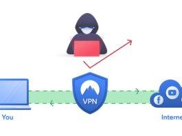 Skydda internetbanken med en VPN